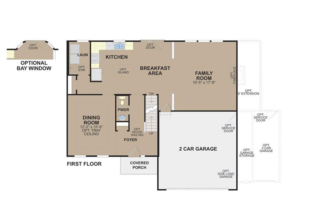 Windsor II First Floor
