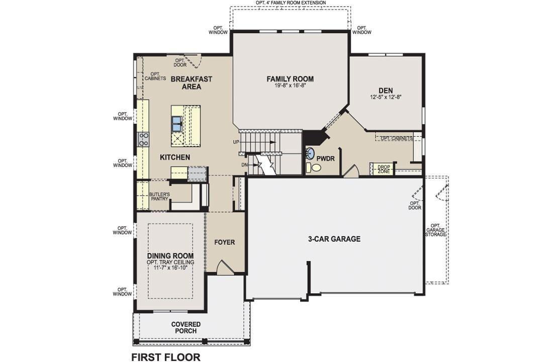 Ainsley II Floorplan