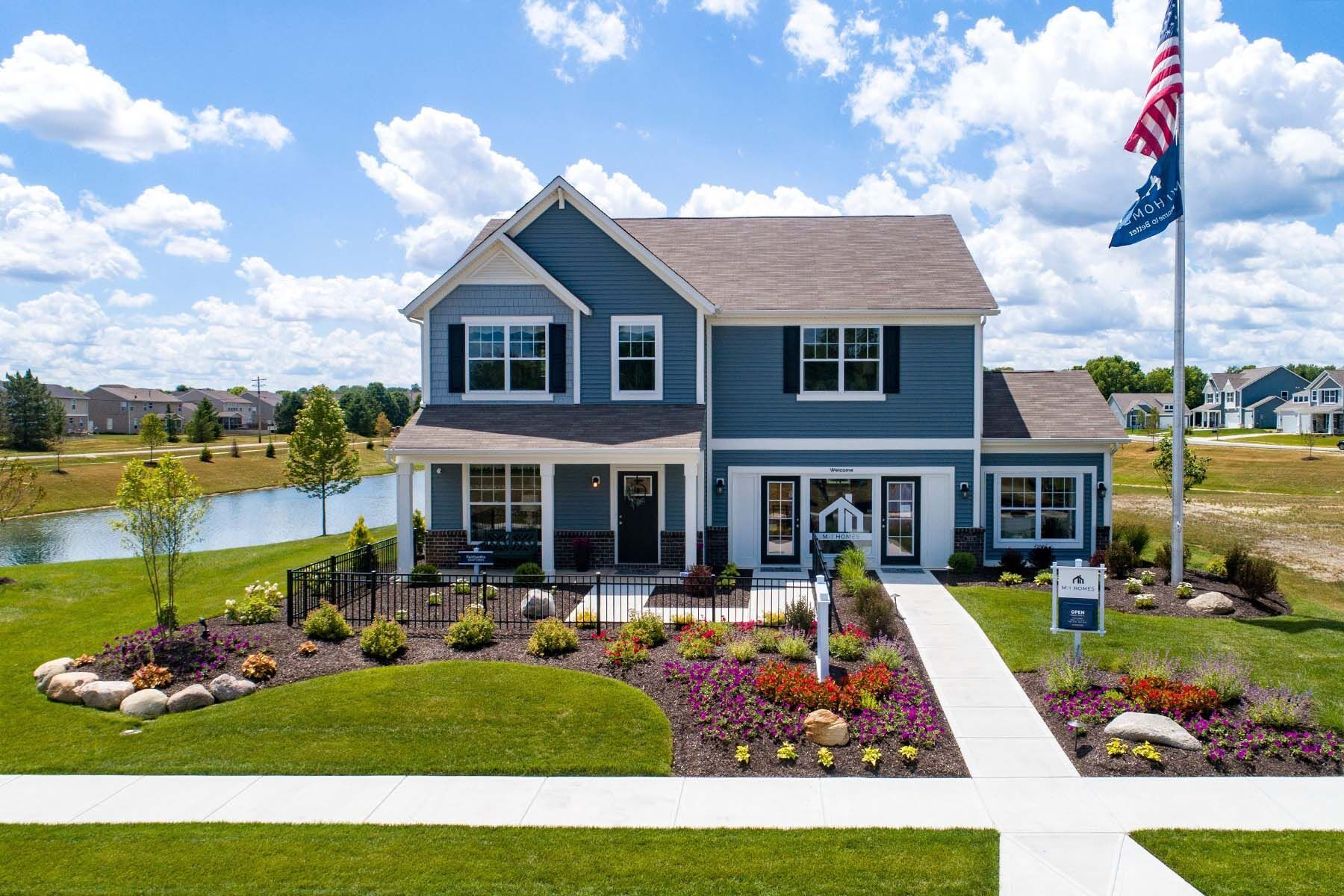 Riley Meadows Model Exterior