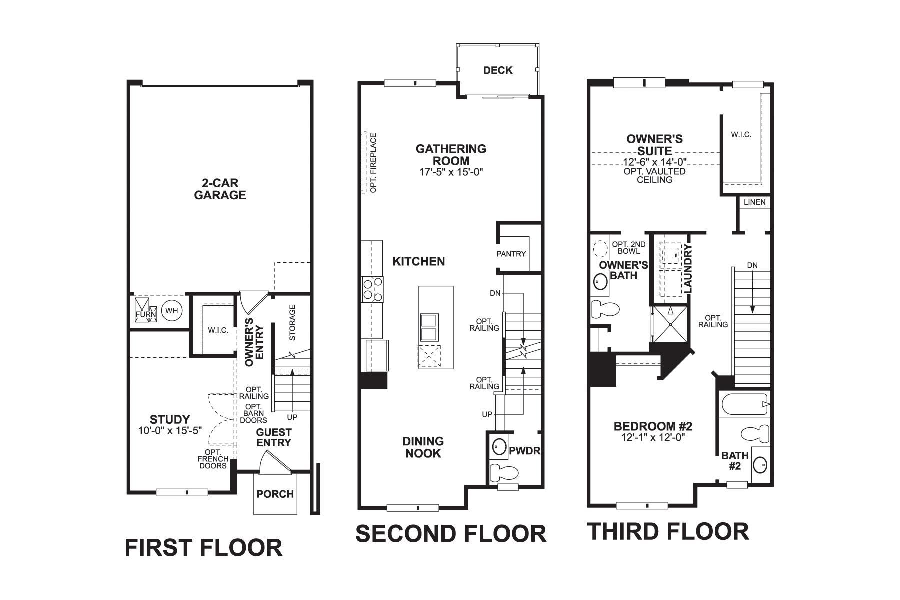 t1600 Floorplan