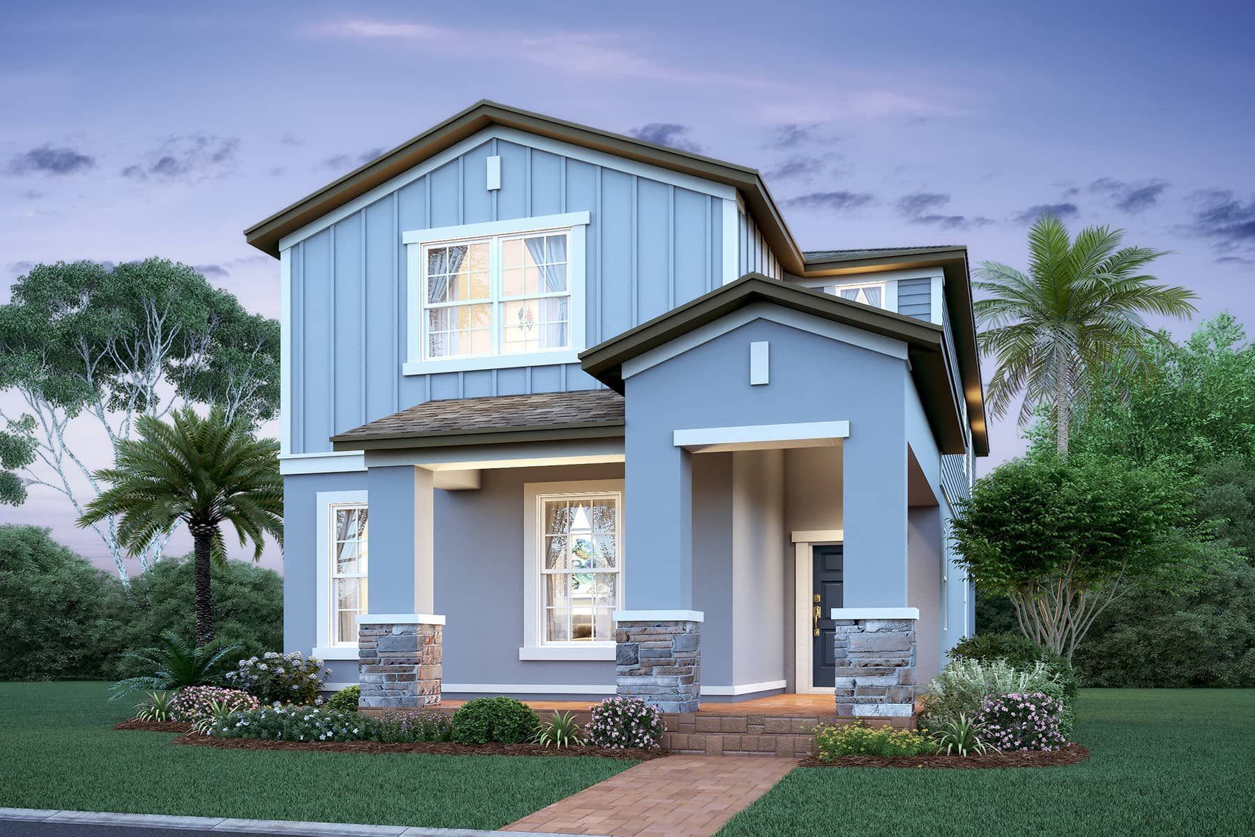 Wekiva Elevation B