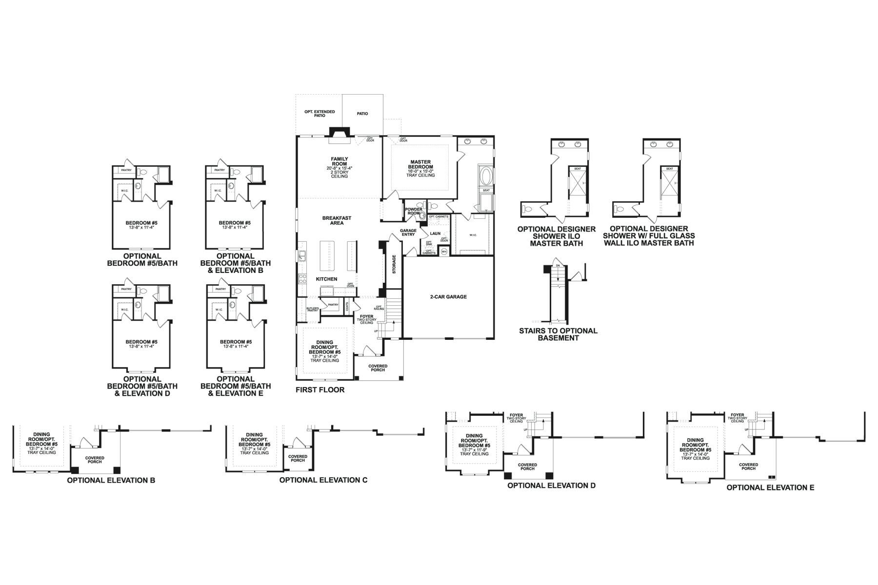Torrance II Floorplan