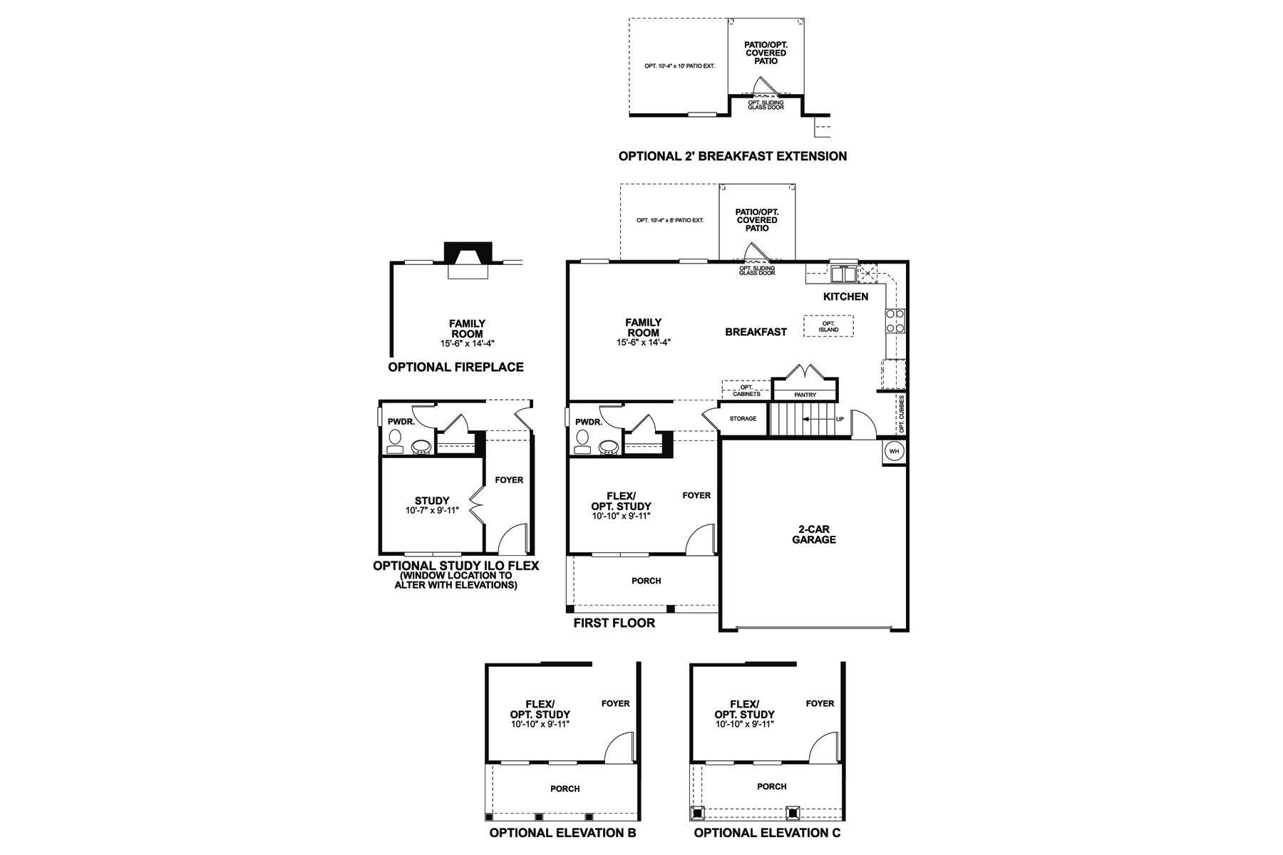 Bexley Floorplan