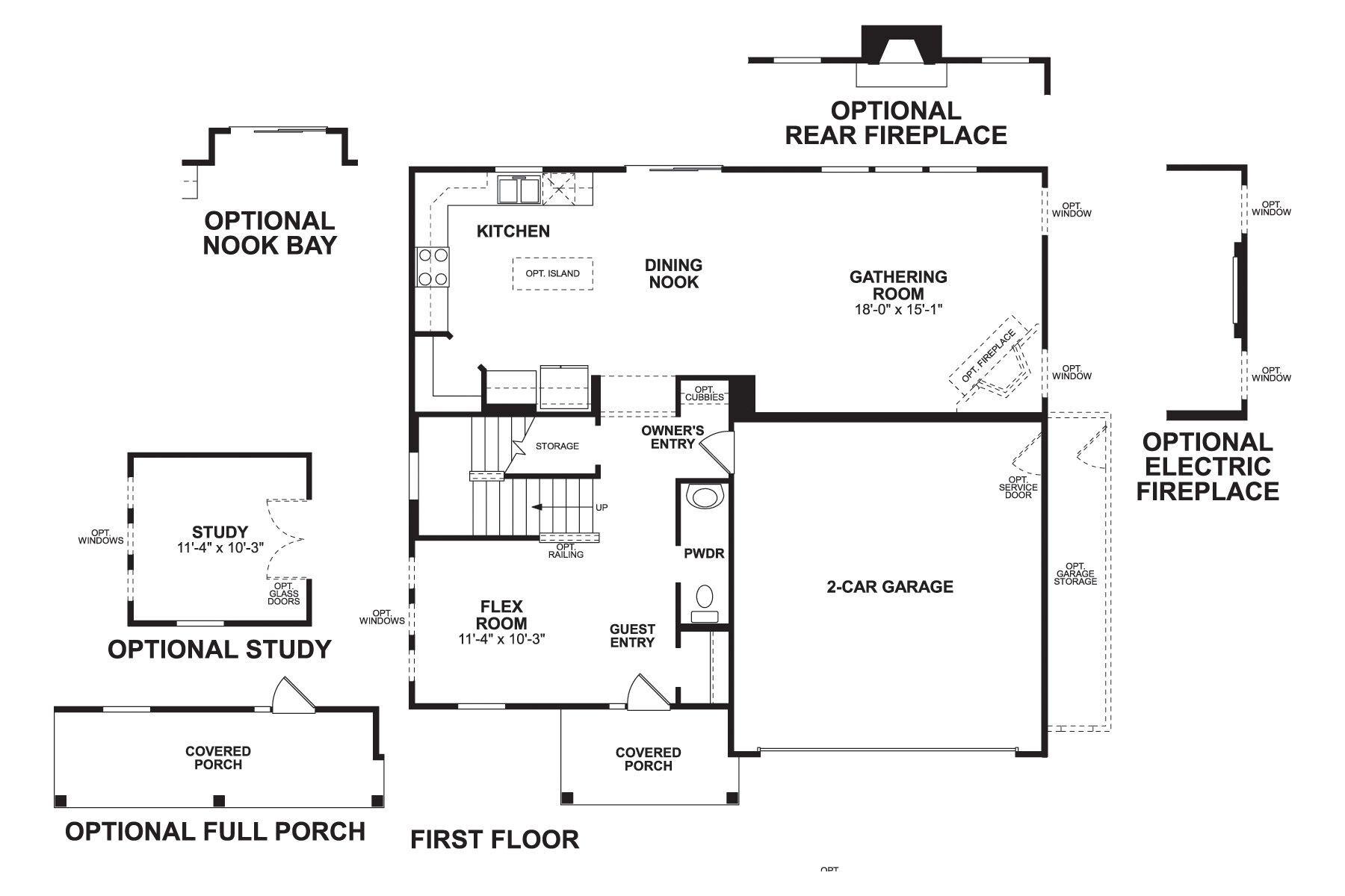 Findlay First Floor