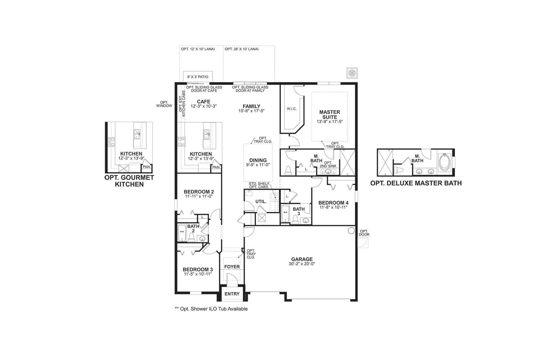 Barcello First Floor