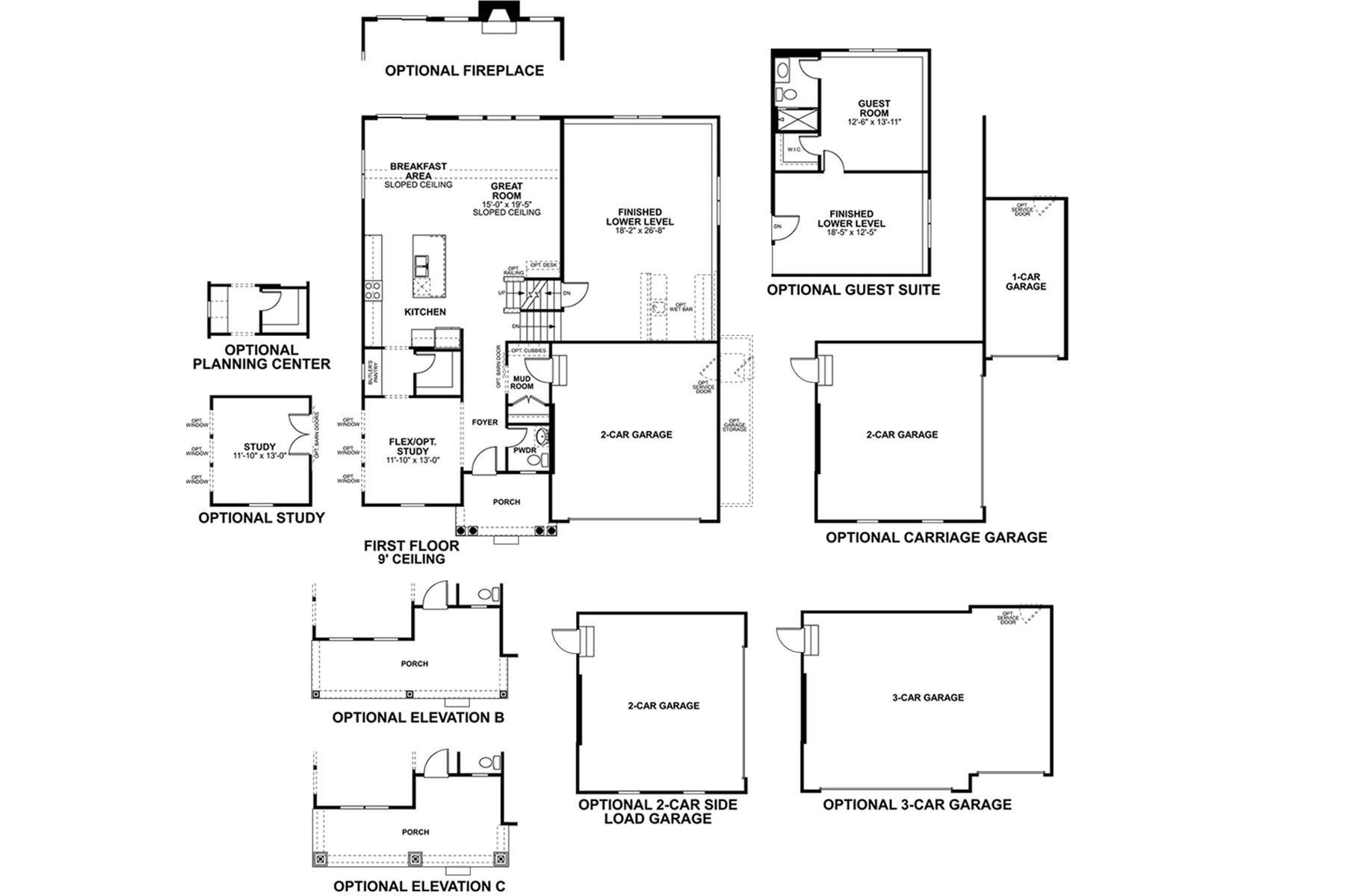 Lehigh Floorplan
