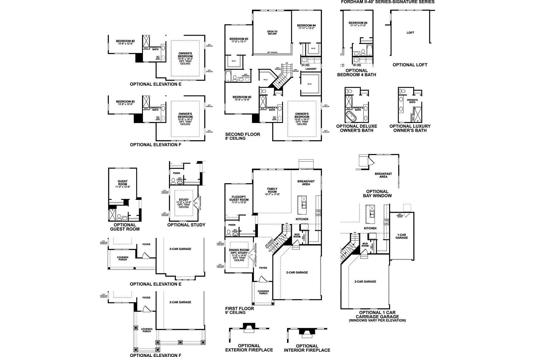 Fordham Floorplan