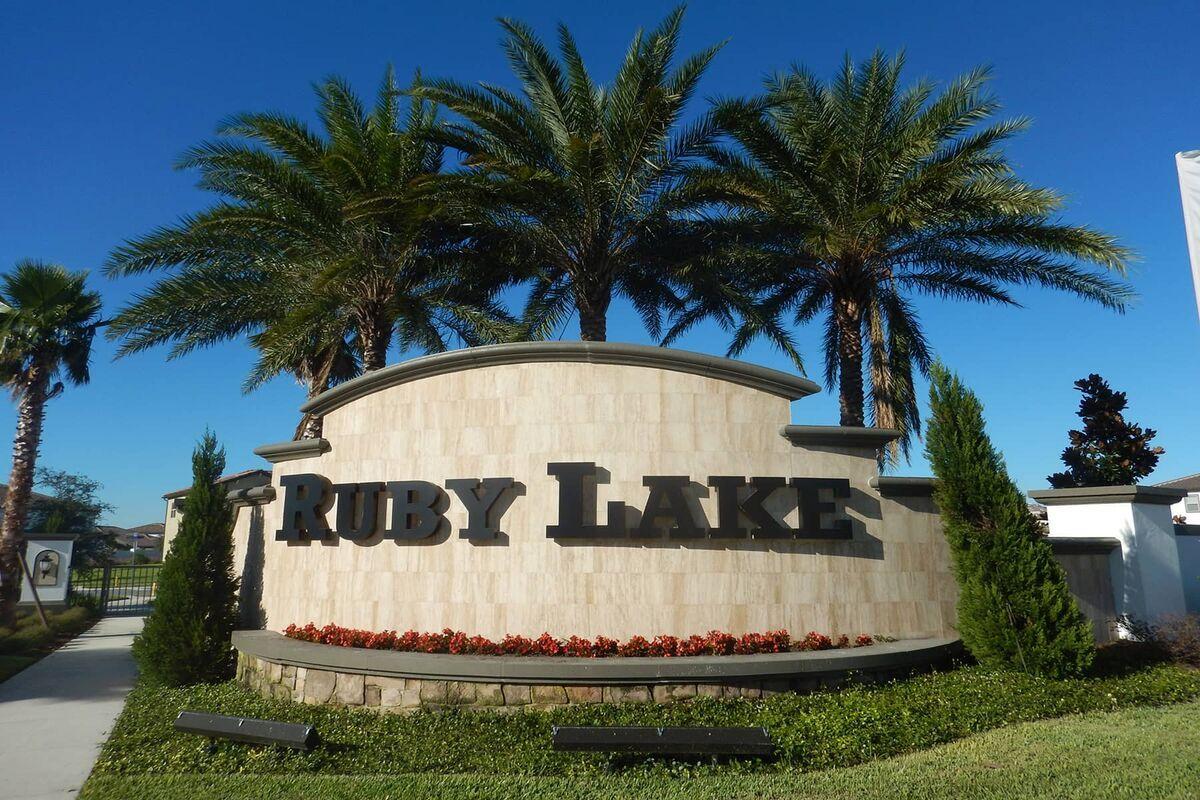 Ruby Lake Entrance