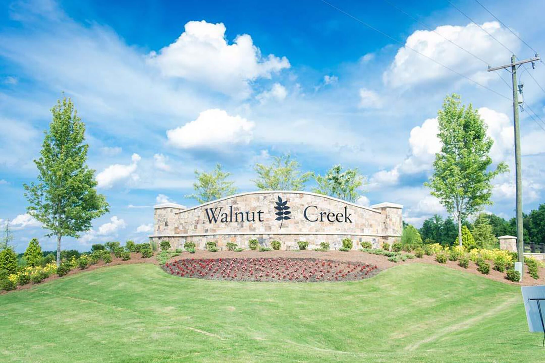 Walnut Creek Entrance