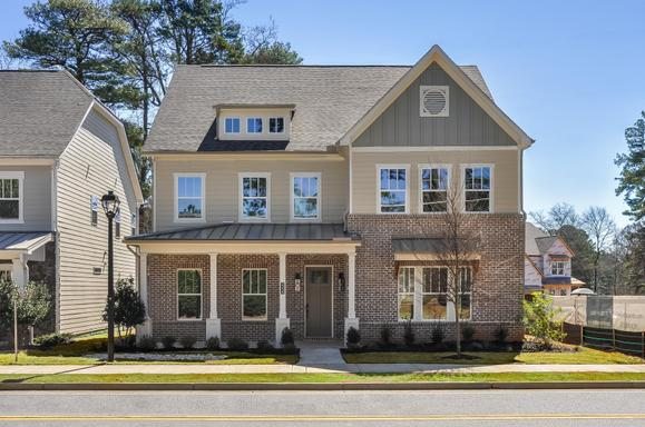 The Callanwolde:Ready Now for Immediate Move-in