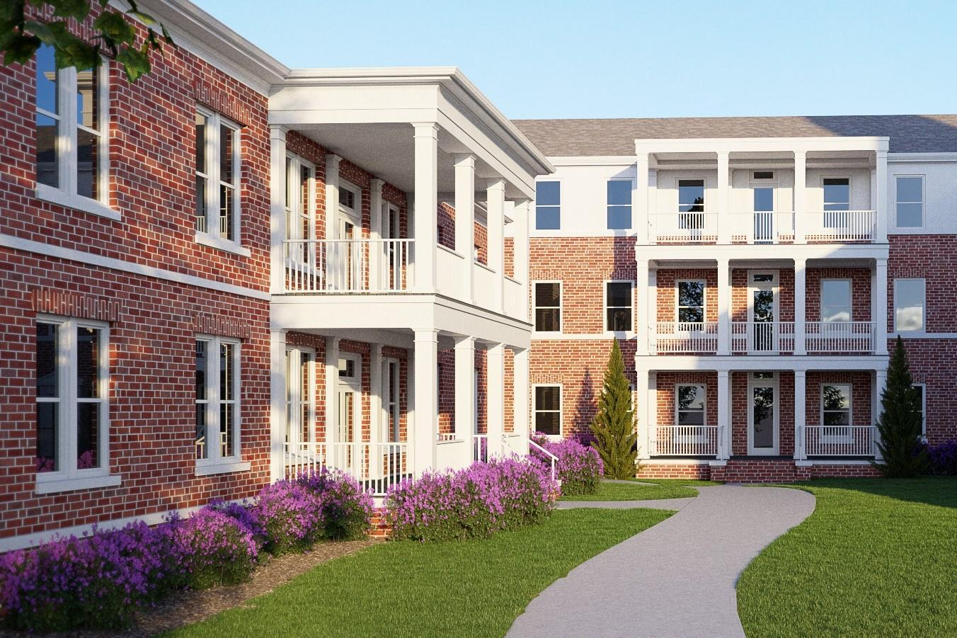 1200 Ponce:One-of-a-Kind Residences in the Heart of Atlanta's Druid Hills