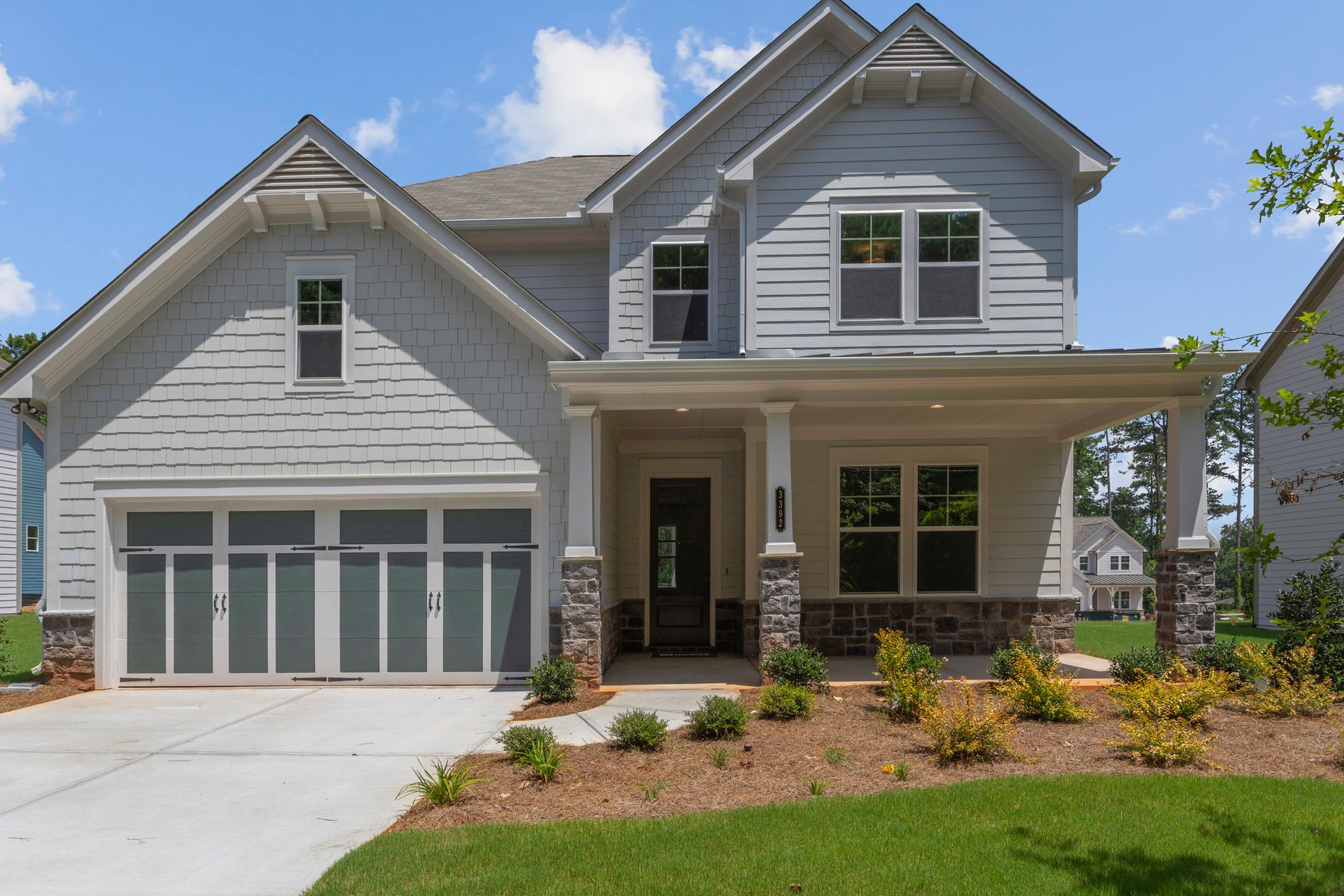Ready Now for Immediate Move-in:Filled with Designer Details Inside and Out