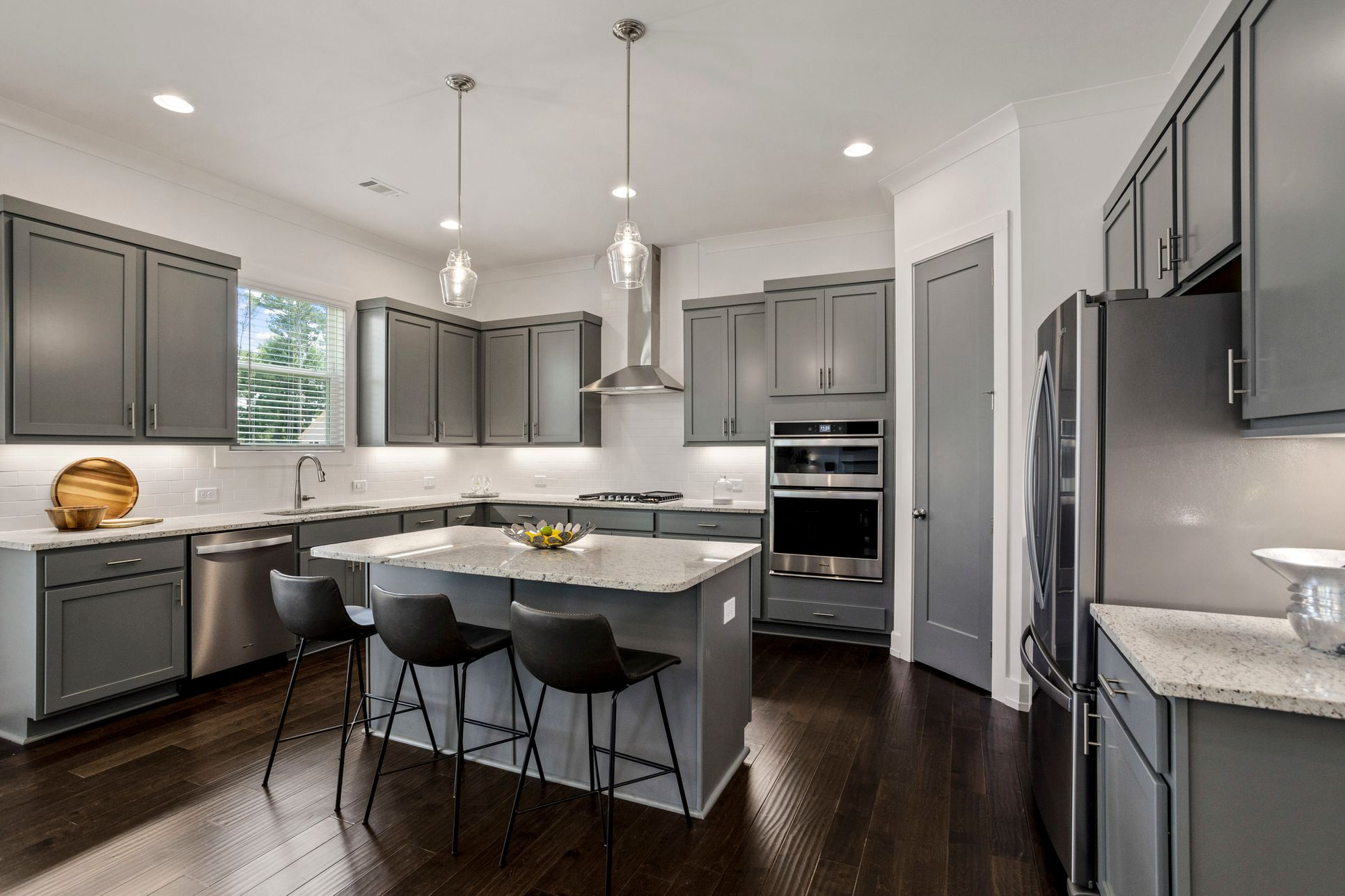 The Abbott:Spacious New Floor Plans with Luxury Details Inside and Out