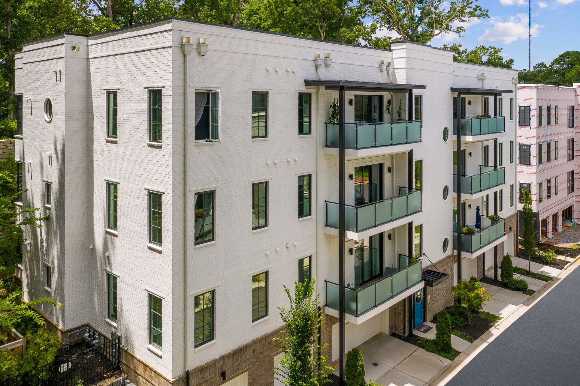 Sophia - Gated Condo Flats:in the Heart of Atlanta's Druid Hills