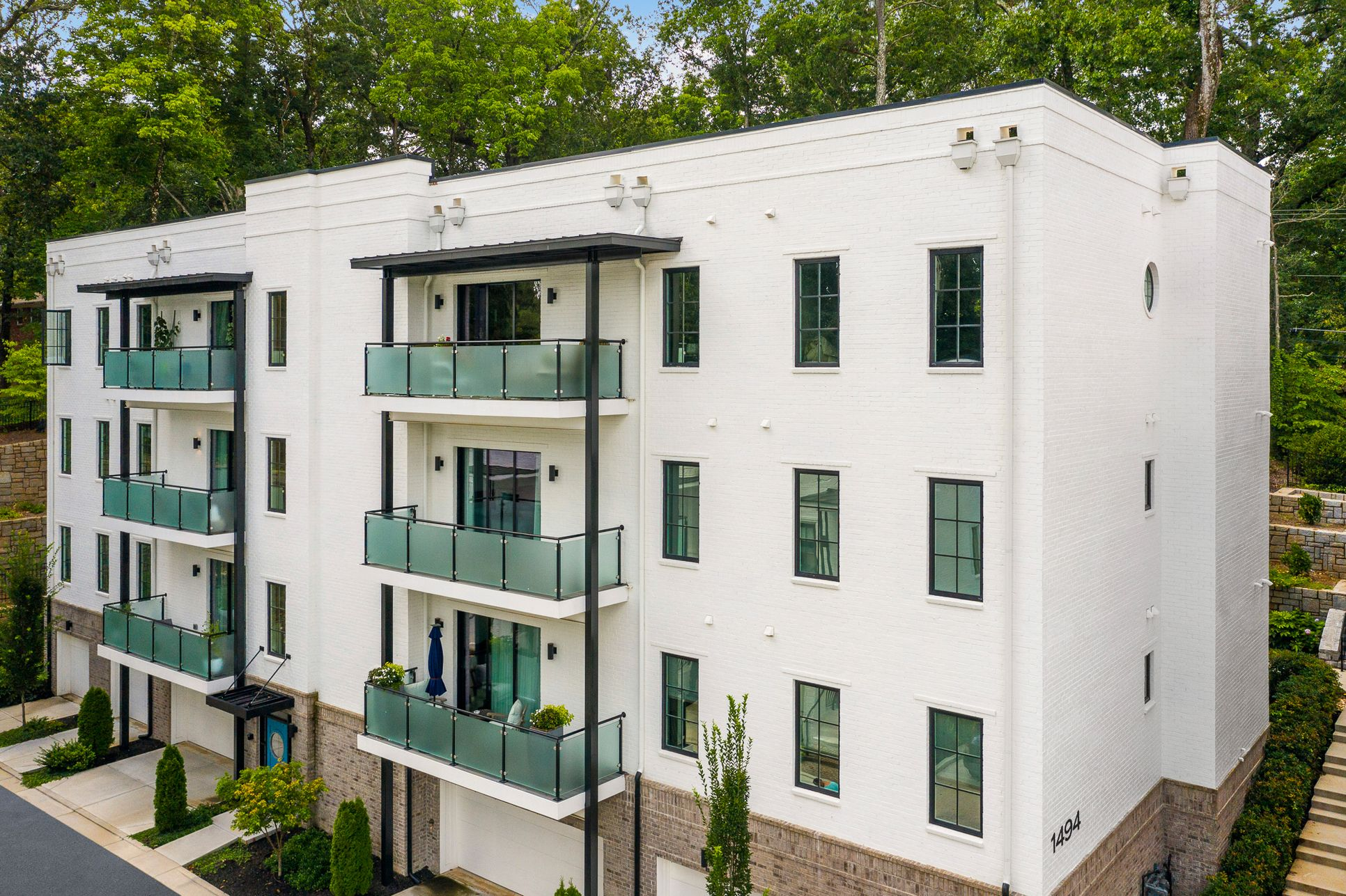 Gated Condo Flats at Sophia:Luxury Living with a Premier Druid Hills Address