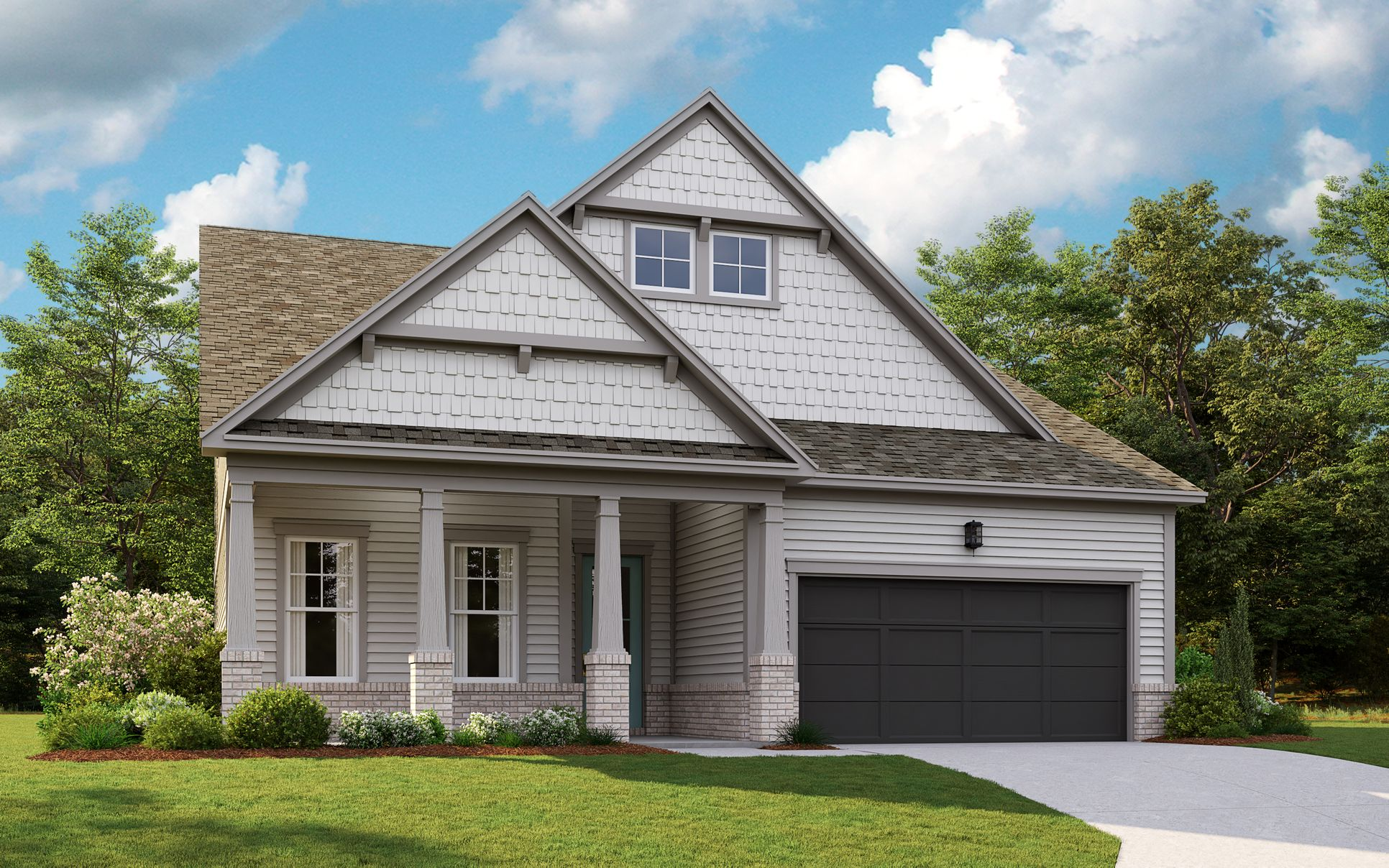 The Madison:Spacious Open Floor Plan with Owner's Suite on the Main