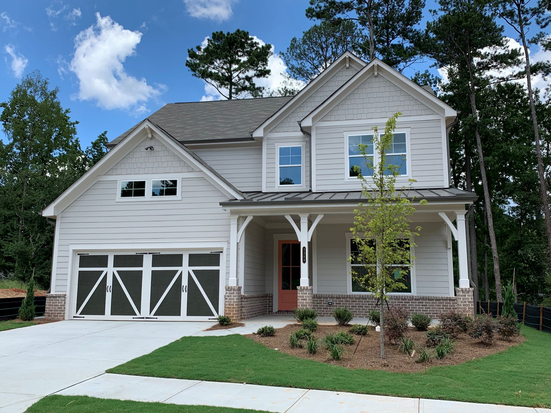 The Bernard:Spacious New Homes with a Convenient Tucker Address