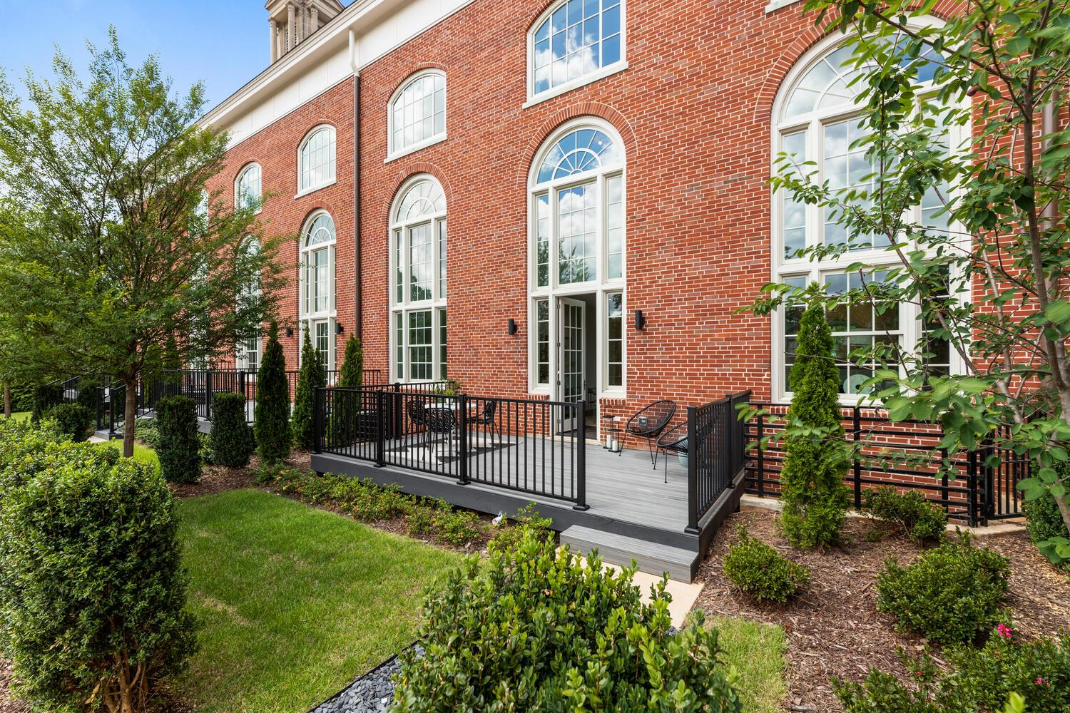 1200 Ponce Exterior Townhome