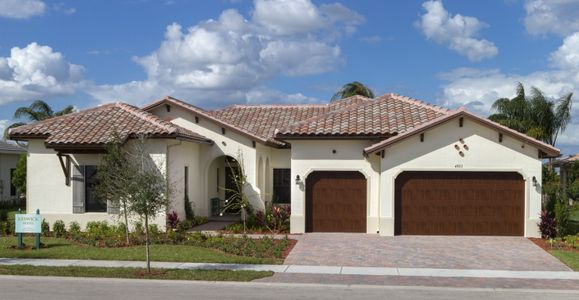 One and two-story homes available:18 floor plans to choose from at Maple Ridge in Ave Maria.