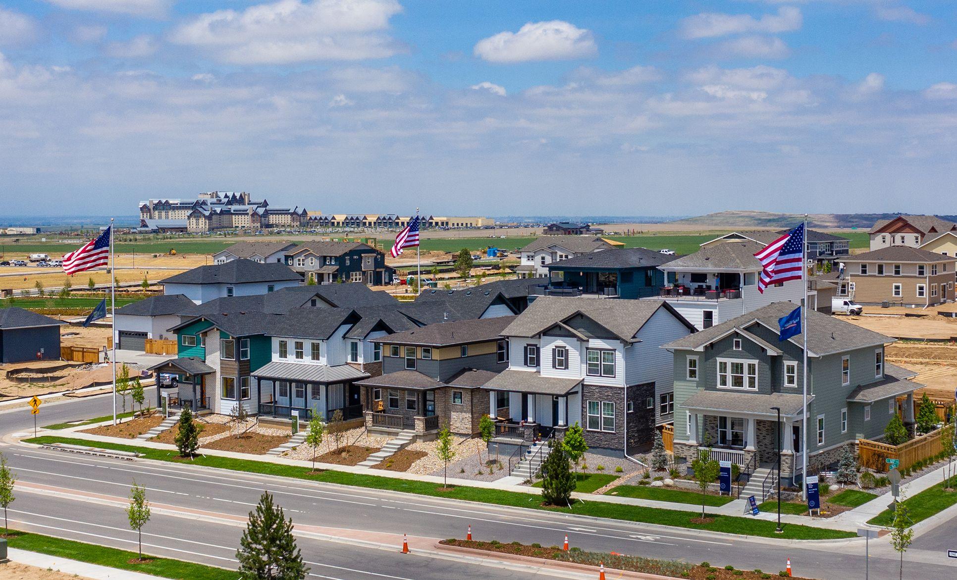Painted Prairie-Community
