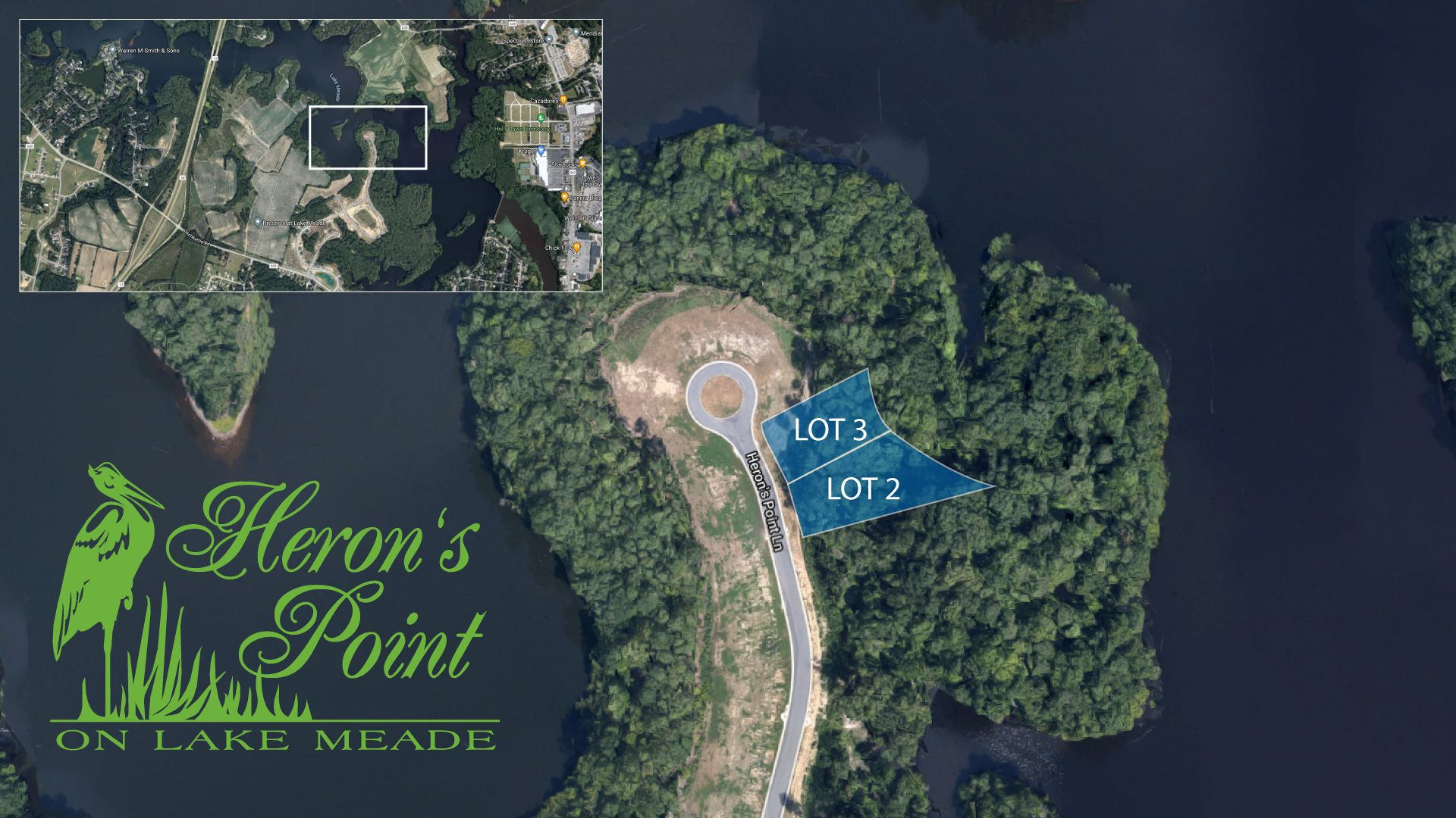 Bring Your Own Builder to The Reserve at Heron's Point