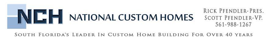 National Custom Homes,33487