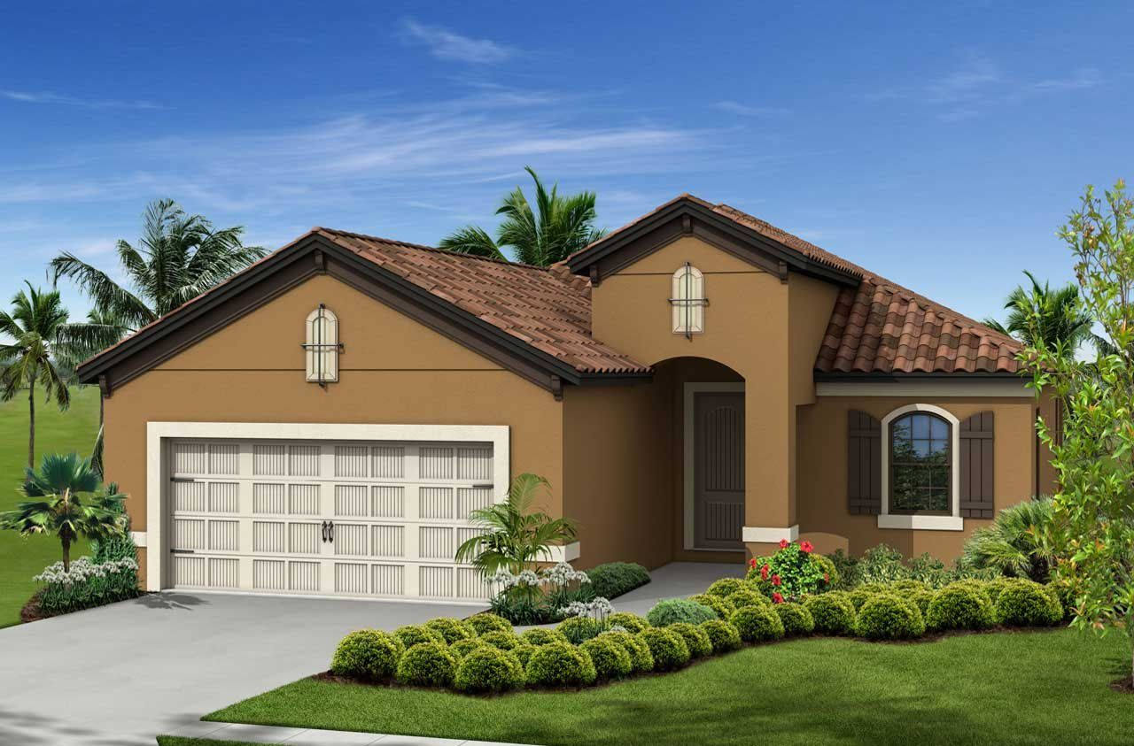 White Star Plan at Boca Royale Golf & Country Club in ...