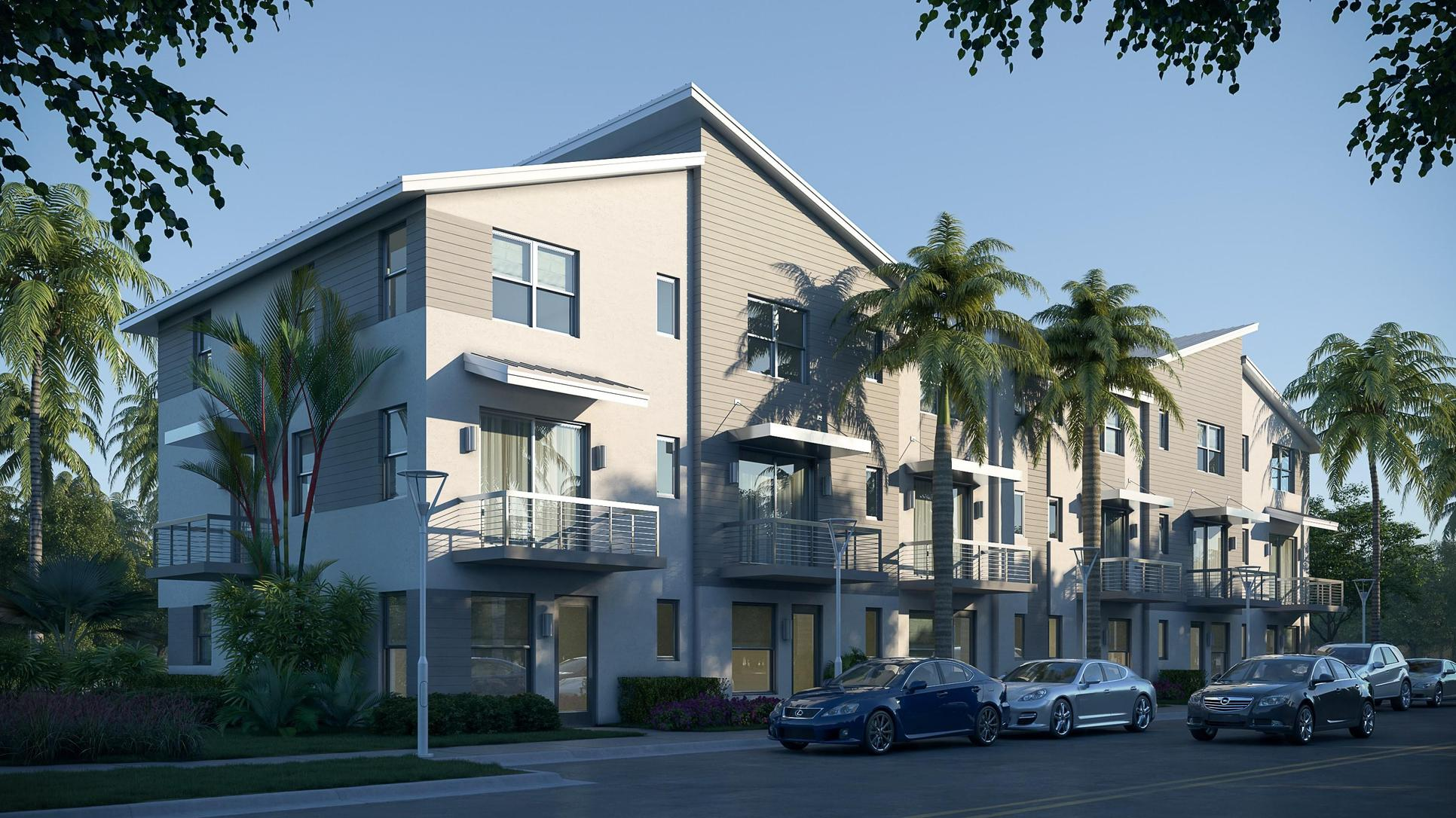 The Village at Wilton Manors,33305