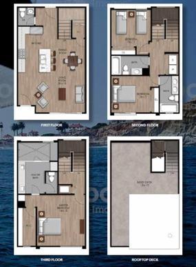 The Admiral:Floor Plan