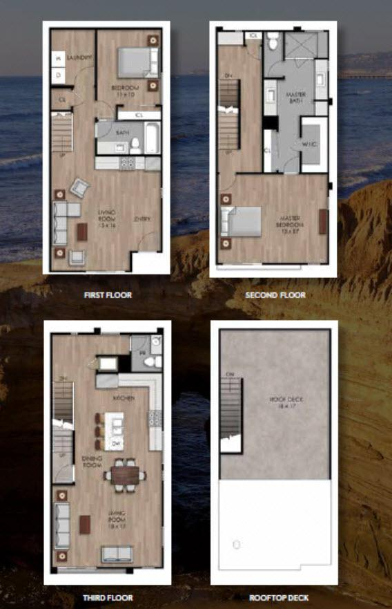 The Rigger 6:Floor Plan
