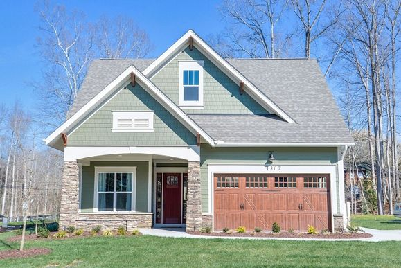 The Woodhaven Model at Woodbridge:Patio Home at Woodbridge