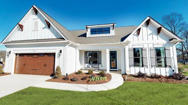 The Harper :Kensley Model Home