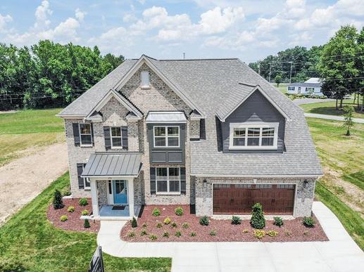 Brookside at Ashlyn Creek lot 30 Newport:Model Home