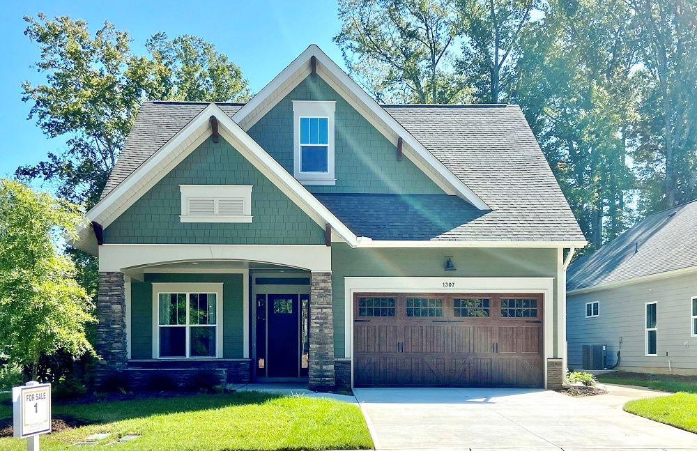The Woodhaven at Woodbridge:Former Model Home