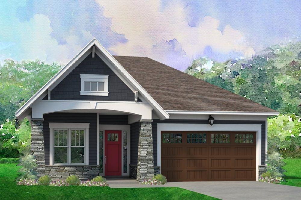 Crestwood:Single Level Patio Home