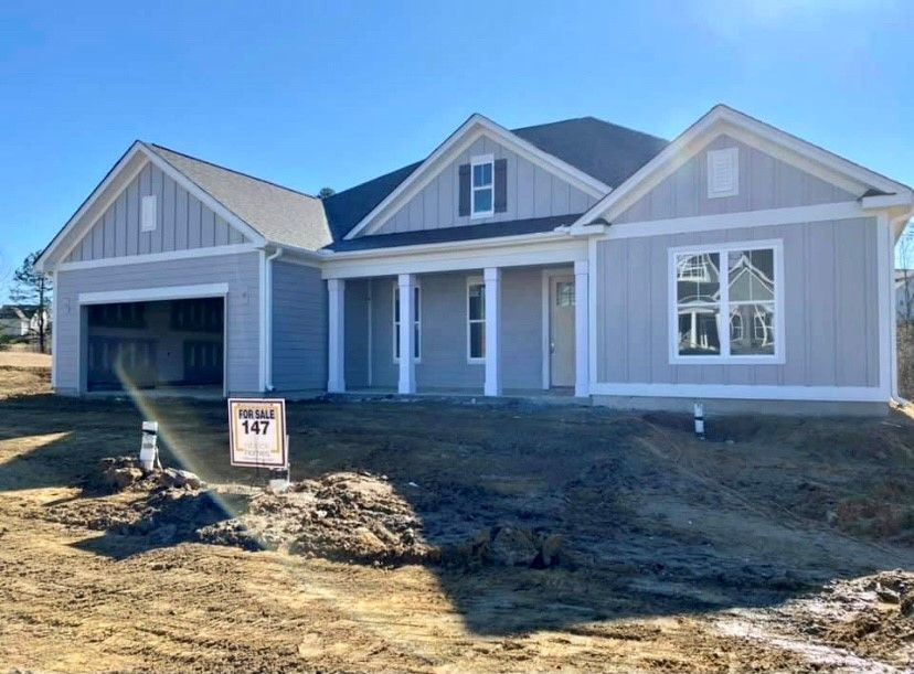 The Dunhill:Single Level home in Concord!
