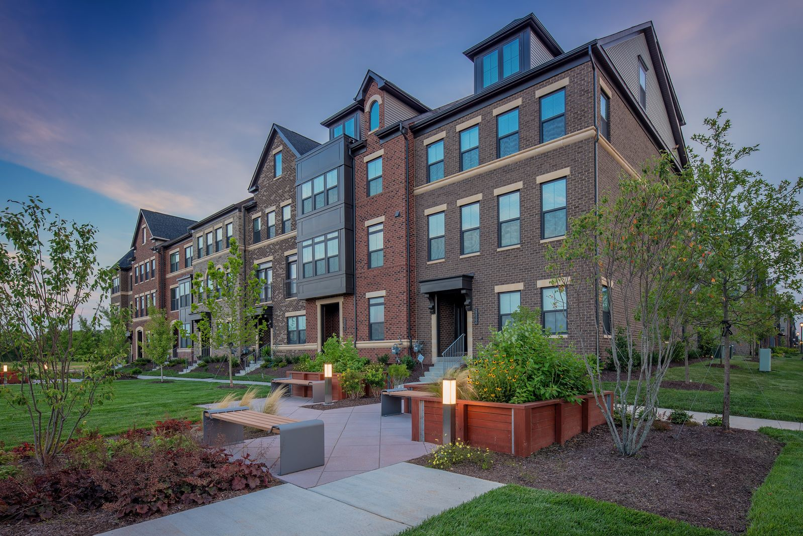 Luxury Living on Metro's Silver Line:Don't miss the final opportunity for an NV townhome in all of Loudoun County. Only 1 home remains-schedule a visit today!