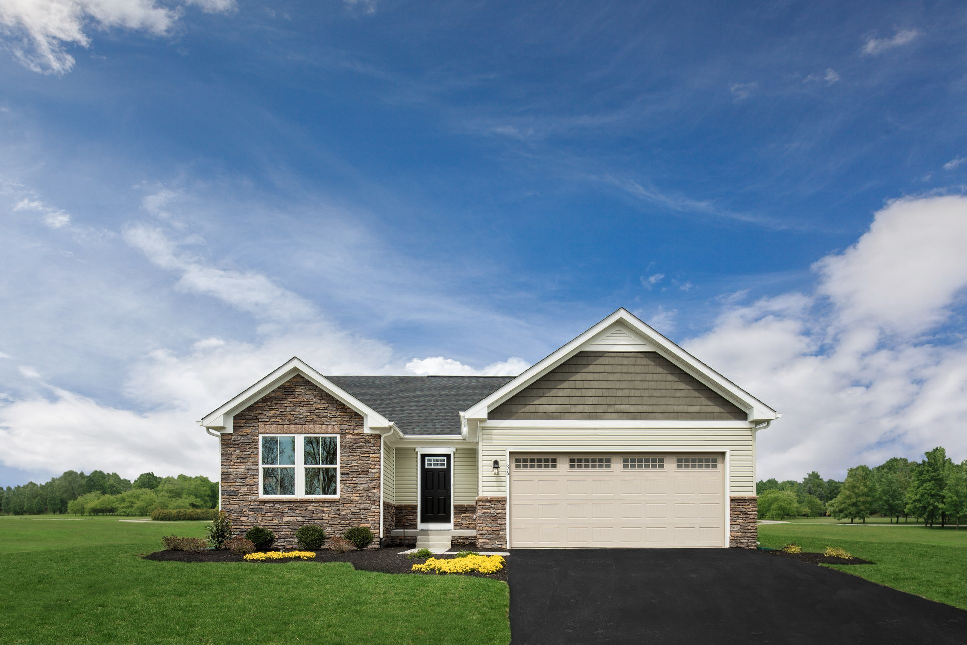 WELCOME TO VERONA WOODS 55+:Lowest-priced 55+ new ranch homes with private yards backing to open space, convenient to Route 1, shopping and dining.Schedule your appointment today!