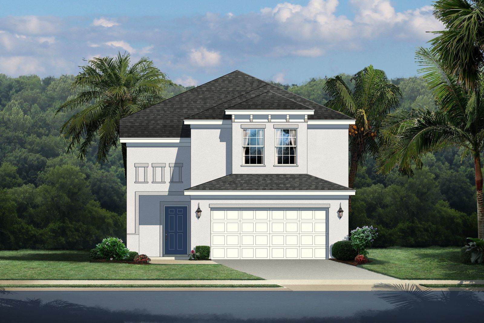 Come explore beautiful Crosstown Commons in Port St. Lucie, FL:Our most popular floorplan, the Summerland, offers 4 bedrooms, a loft area and a study, so you can have additional space to accommodate today's busy lifestyle.Visit Us Today!