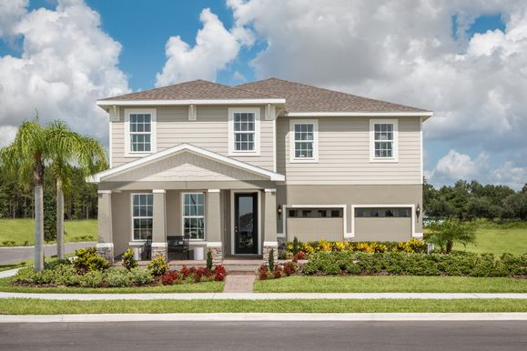 Welcome to the Sanctuary at Lakes of Windermere!:Own a brand new single-family home in desirable Windermere starting from the upper $300s. Join the VIP List today!