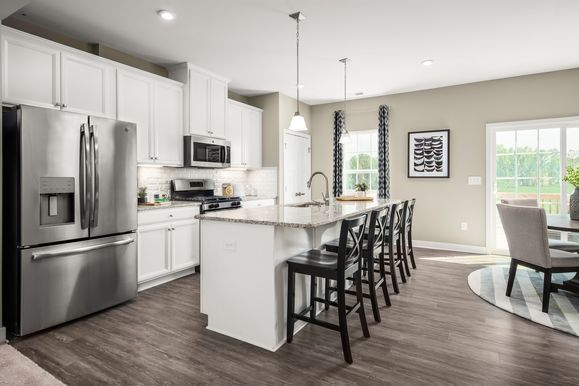 Welcome to Lake Linganore Hamptons:Now Open! Own a townhome in Lake Linganore's newest neighborhood from the low $300s. Two new models to tour.Schedule your 1-1 in person or virtual visit today!