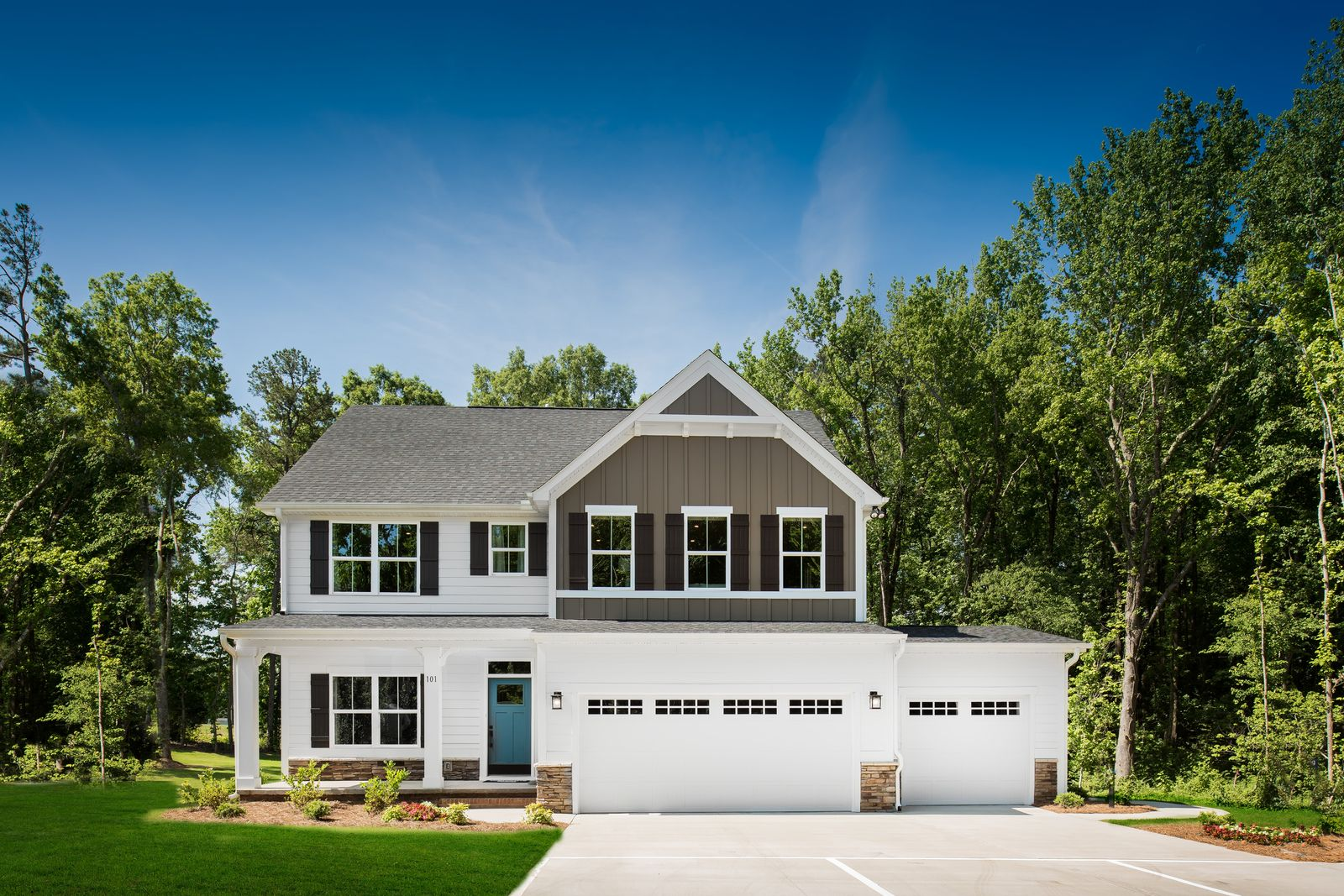See why so many have already made Bishop Meadows their home:Only new construction 2-story homes in Perry Township with homesites up to 1/2 acre, from the mid $200s! Available 3-car garage, minutes to route 30/21. Click here to schedule your visit today!