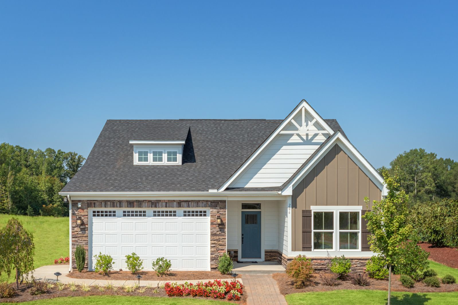 One-level living:Schedule a visitto this exciting new community with 4 distinct villages and amenities for everyone
