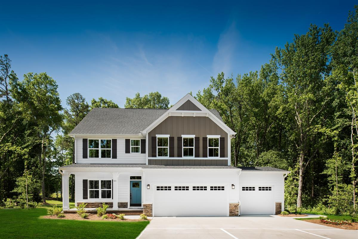 Luxury Features Included with Ryan Homes at Nichols Vale:New phase tucked away in Nichols Valefeaturing tree-lined homesites, luxury features, and 3-car garages included.Click here toschedule yourvisit today!
