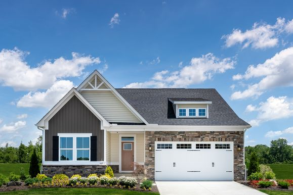 Welcome to Stray Winds Farm:Own a new home featuring one level living, plus lawn and snow removal included.Visit today!