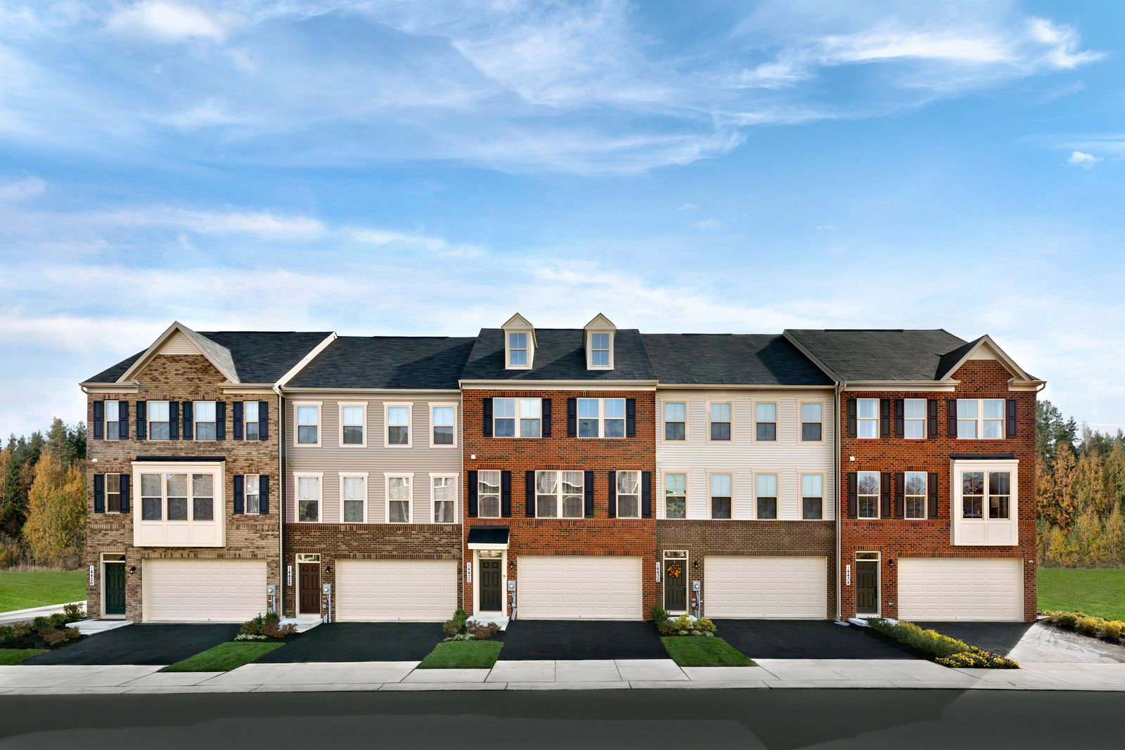 Welcome to Timothy Branch Townhomes:Luxury townhomes in Brandywine's only planned community with amenities, affordable homes, and the location you need!Click here to visit us today!