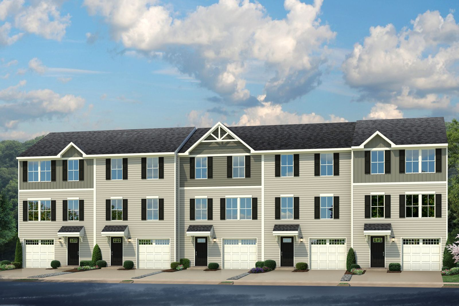 Welcome to Stonecrest Townhomes:Instead of throwing away thousands in rent, start investing in your future with a new townhome of your own! From theUpper $100s. Click here toschedule your virtual appointment now!