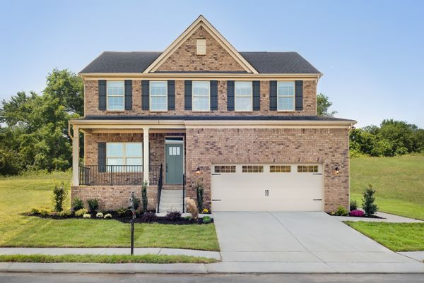 The Falls Now Selling in Joelton - from the mid $300s!:A quiet community of new homes on wooded homesites just 1 mile from I-24 and 20 minutes from Downtown Nashville.Schedule your visit today!