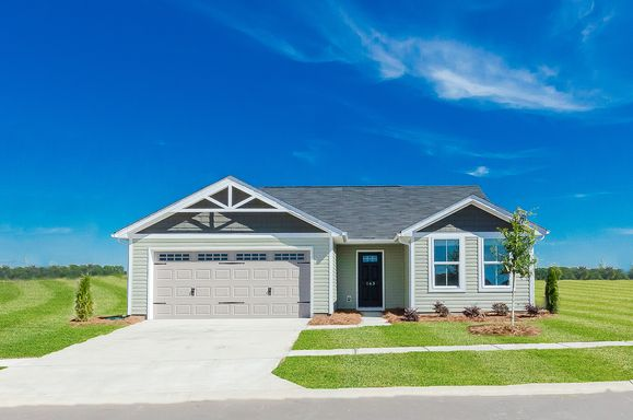 Queens Mill offers a variety of home styles to suite your needs:Choose from ranch and 2-story plans starting in the $160s. Schedule a visitto walk through each plan!