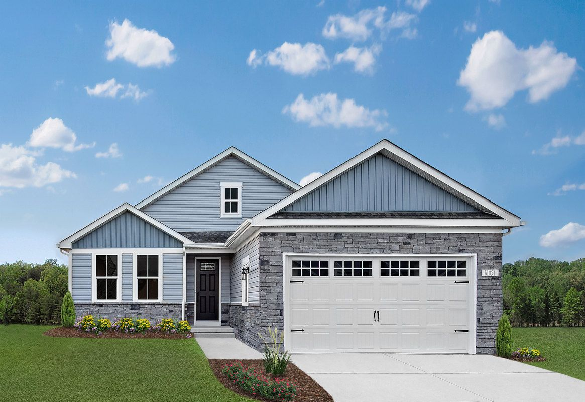 OWN A NEW AFFORDABLE RANCH HOME 10 MINUTES TO WINCHESTER:Own more for less and live in a new home with lower maintenance.Click here to schedule your visit today!